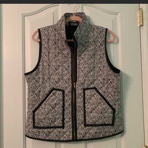 Herringbone vest- never worn- xl runs small